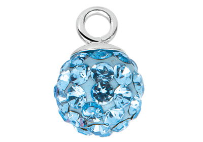 Blue Zirconia Ball
