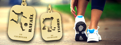 Sports pendants the perfect personalized gifts sports jewellery mozeypictures Gallery